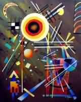 Wassily Kandinsky oil painting reproduction