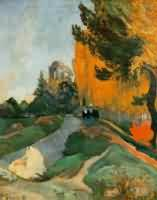 Paul Gauguin oil painting reproduction