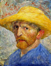 Vincent Willem van Gogh oil painting reproduction
